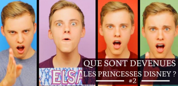 Que sont devenues les princesses Disney ? #2