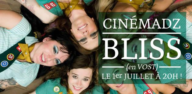 CinémadZ — Bliss le 1er juillet en VOST au MK2 Bibliothèque