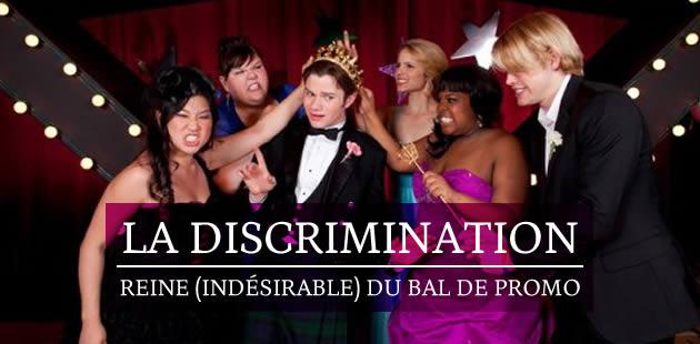 La discrimination, reine (indésirable) du bal de promo