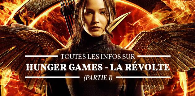 « Hunger Games — La Révolte » (partie 1) : le trailer est là !