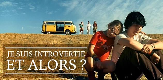 Je suis introvertie, et alors?