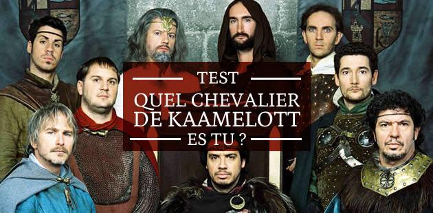 Test — Quel chevalier de Kaamelott es-tu ?