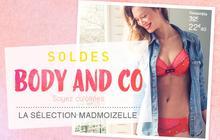 De la lingerie et des maillots à petits prix avec les soldes Body And Co