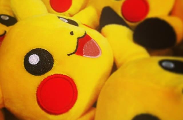 Le centre Pokémon ouvre aujourd'hui à Paris !