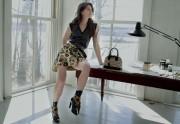 Charlotte Gainsbourg est la nouvelle égérie de Louis Vuitton