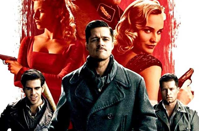 CinémadZ Toulouse — Inglourious Basterds en VOST le lundi 7 juillet