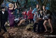 Lien permanent vers Claudia Schiffer fait son retour sur la scène mode pour Dolce & Gabbana
