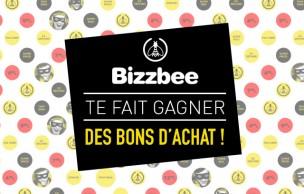 Lien permanent vers Concours Bizzbee — Des bons d'achat à gagner !