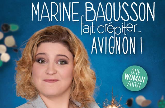 Gagne tes places pour aller voir Marine Baousson au Festival d'Avignon !