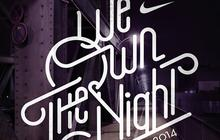 Participe à la We Own The Night 2014 avec Nike et madmoiZelle !