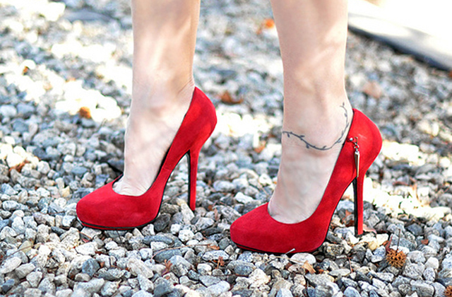 Shoefie, le concours de New Look, se termine lundi 30 juin 2014 !