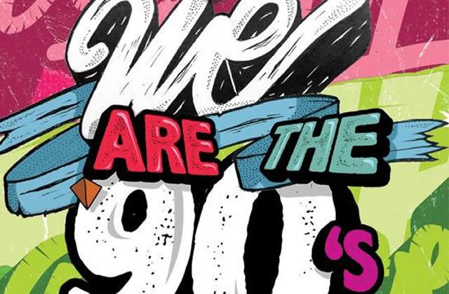 10×2 places à gagner pour la We Are The 90's à Paris ET à Montpellier !