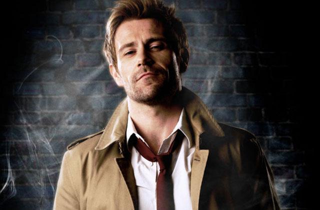 Constantine, la série, commencera le…