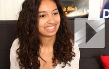 Coupe du Monde 2014 — Rencontre avec Aritana, jeune franco-brésilienne