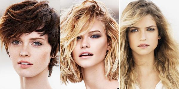 Les tendances coiffure printemps/été 2014