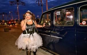 Lien permanent vers Les enterrements de vie de jeune fille de Blackpool en photos