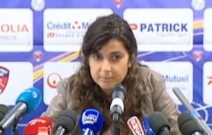 Lien permanent vers Helena Costa quitte le Clermont Foot et son président qui « ne comprend pas les femmes »