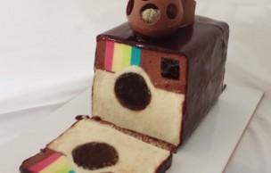 Lien permanent vers HowToCookThat : cuisine des gâteaux aux couleurs d'Instagram ou Facebook