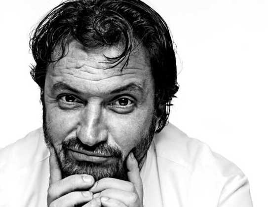 Yves Camdeborde, un authentique perfectionniste