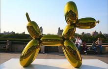 L'artiste Jeff Koons crée un sac à main pour H&M !