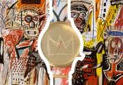 Lien permanent vers Komono rend hommage à Jean-Michel Basquiat avec une collection de montres