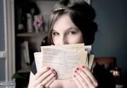 Les petites cartes secrètes : l'histoire d'une jolie correspondance