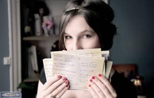 Lien permanent vers Les petites cartes secrètes : l'histoire d'une jolie correspondance