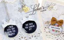 Locher's Paris et ses bijoux grossiers en promo