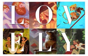 Lien permanent vers Lovely : Girls of animation — L'expo des illustratrices Disney à Paris