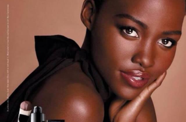 Lupita Nyong'o est le nouveau visage de Lancôme !