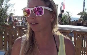 Lien permanent vers Marie Desandre Navarre, vice-championne du monde de kitesurf vitesse