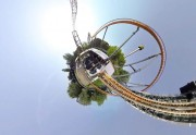 Lien permanent vers Les montagnes russes vue en GoPro, pour une vue vertigineuse