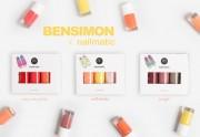 Lien permanent vers Nailmatic et Bensimon créent une collection de vernis à ongles