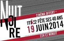 Nuit Noire au MK2 : des places de cinéma gratuites !