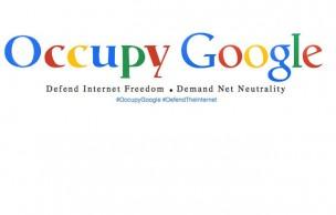 Lien permanent vers Occupy Google, un mouvement pour la neutralité du Net