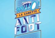 Lien permanent vers Orangina Miss O sort la première canette anti-foot