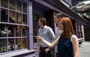 Lien permanent vers Le parc Harry Potter aura de vraies baguettes magiques !