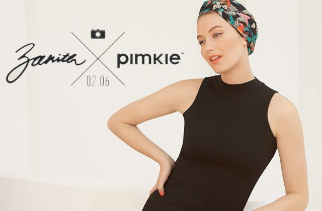 Pimkie et Zanita Whittington créent une collection tropicale