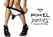 Pixel Panties, la première petite culotte façon 8 bits