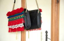 DIY — Un sac bohème coloré