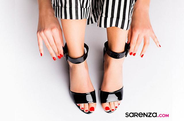 Sarenza x Nailmatic : la collaboration colorée