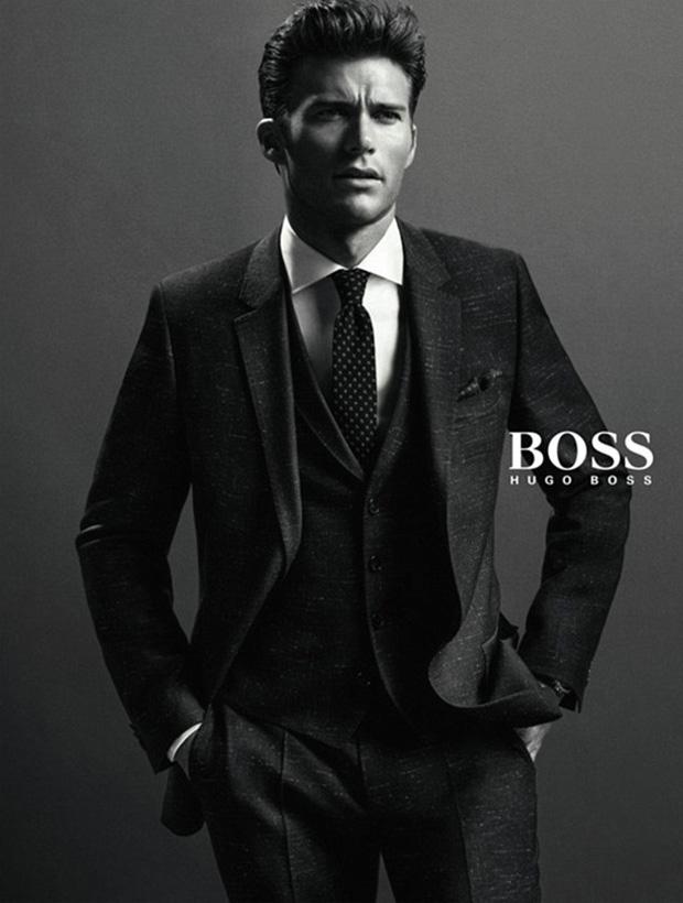 scott eastwood est le nouveau visage d 39 hugo boss. Black Bedroom Furniture Sets. Home Design Ideas