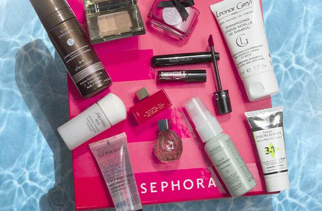La Sephora Box spéciale été est disponible !