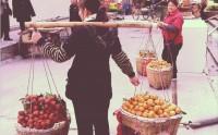 La vie à la chinoise — Carte postale de Shanghai