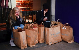 Lien permanent vers Le shopping à Londres : petit guide pratique