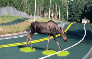 Lien permanent vers « Solar Roadways », des routes intelligentes en panneaux solaires