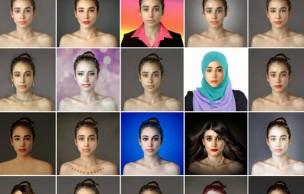 Lien permanent vers Les différents visages de la beauté à travers le monde, révélés par Photoshop
