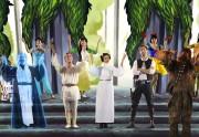 Lien permanent vers Star Wars façon comédie musicale Disney