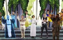 Star Wars façon comédie musicale Disney