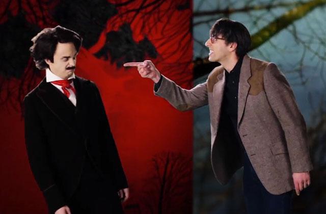 Stephen King VS Edgar Allan Poe, l'Epic Rap Battle de l'horreur